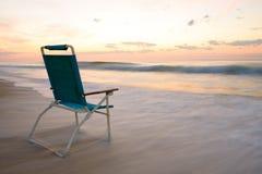 Présidence de plage photographie stock