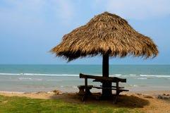 Présidence de plage Images libres de droits