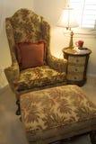 Présidence de salon à la maison de luxe. Images stock