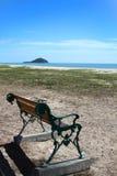 Présidence sur la plage Images libres de droits