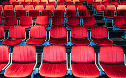 Présidences dans un théâtre Photo libre de droits