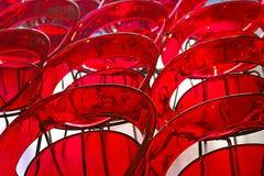 Présidences rouges Photographie stock libre de droits