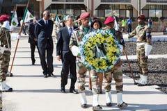 Président du Cap Vert, Jorge Carlos Almeida Fonseca Photographie stock libre de droits