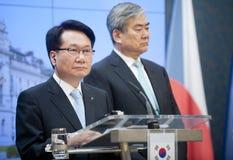 Chi de Chang Hoon Photo stock