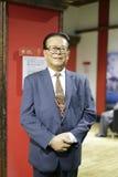 Président Jiang Zemin images libres de droits