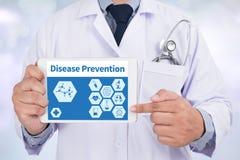 Prévention de la maladie images libres de droits