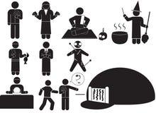 prévision Illustration Libre de Droits