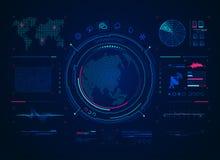Prévision de Digital illustration de vecteur