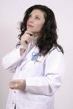 Prévisions médicales Image libre de droits