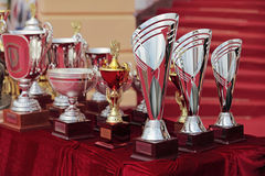 Prêmios Imagens de Stock