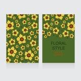 0415_13 a prêté le lis yellow7 Photographie stock