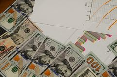 Prêt aux entreprises ou prêt à une banque, le concept du financement photos libres de droits