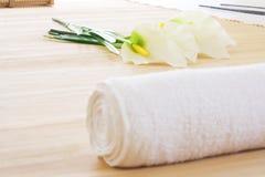 Prêt installé par massage Photo libre de droits