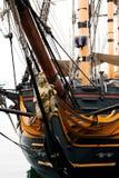 Prête-nom de bateau Photographie stock