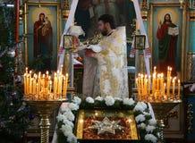 prêtre Image stock
