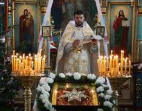 prêtre Photo libre de droits