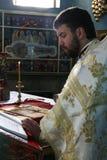 Prêtre orthodoxe Photos libres de droits