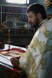 Prêtre orthodoxe Photo libre de droits