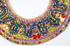 Prêtresses d'Egyptien de bijoux image libre de droits