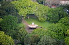 Príncipe Albert Park en Auckland Nueva Zelanda NZ Imagen de archivo