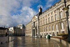 Príncipe-Bishop Palácio, Liege, Bélgica Imagens de Stock