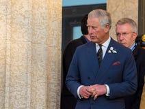 Príncipe Charles Imagens de Stock Royalty Free