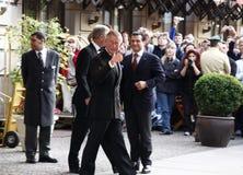 Príncipe Charles fotografia de stock