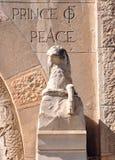 Príncipe da paz Imagem de Stock
