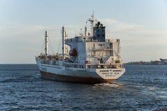 Príncipe dos mares que saem de New Bedford imagens de stock