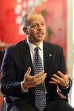 Príncipe Faisal de Jordania Imagen de archivo libre de regalías