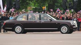 Príncipe Guillermo, Catherine Middleton Fotos de archivo libres de regalías