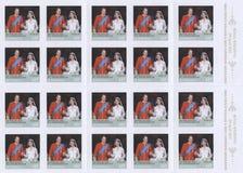 Príncipe Guillermo y Catherine Middleton Fotografía de archivo libre de regalías