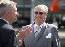 Príncipe Henrik de H R H de Dinamarca imagens de stock royalty free