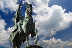 Príncipe Mihailo Obrenovic Foto de Stock