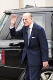 Príncipe Phillip de HRH Foto de Stock Royalty Free