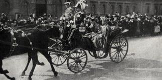 Príncipe Regent de Baviera Luitpold Fotos de Stock Royalty Free