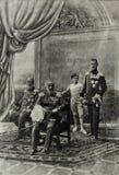 Príncipe Regent de Baviera Luitpold Imagens de Stock Royalty Free