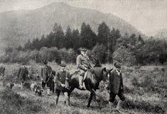 Príncipe Regent de Baviera Luitpold Fotos de Stock