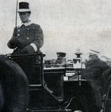 Príncipe Regent de Baviera Luitpold Foto de Stock Royalty Free