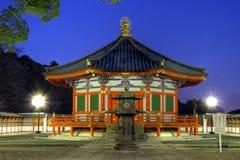 Príncipe Shotoku Pasillo en Narita Shinshoji, Japón Foto de archivo libre de regalías