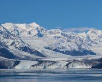 Príncipe William Sound da geleira de Harvard, Alaska fotos de stock royalty free