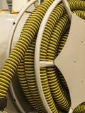 Próżniowego cleaner wąż elastyczny Obraz Royalty Free