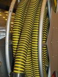 Próżniowego cleaner wąż elastyczny Obraz Stock