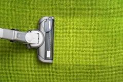 Próżniowy cleaner na podłoga Zdjęcie Royalty Free