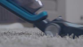 Próżniowy Cleaner w użyciu zdjęcie wideo