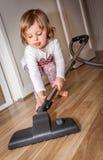 Próżniowy cleaning Obraz Stock