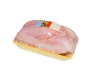 Próżniowy pakować, kurczak Zdjęcie Stock