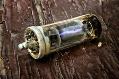 Próżniowych tubk zakończenie Fotografia Stock