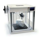 próteses da impressão 3D Fotografia de Stock