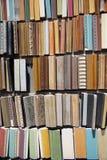 Prövkopia för fotoramträ Arkivbild